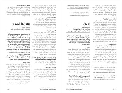 Arabische Seite in InDesign