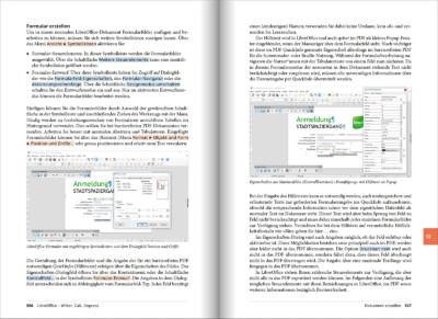 Seitenansicht, Kapitel 12, LibreOffice
