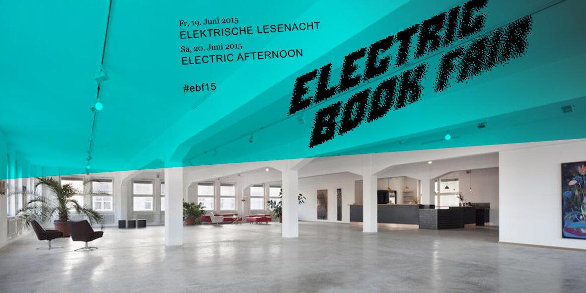 Werbebanner Electric Baok Fait 2015, Colonia Nova Berlin