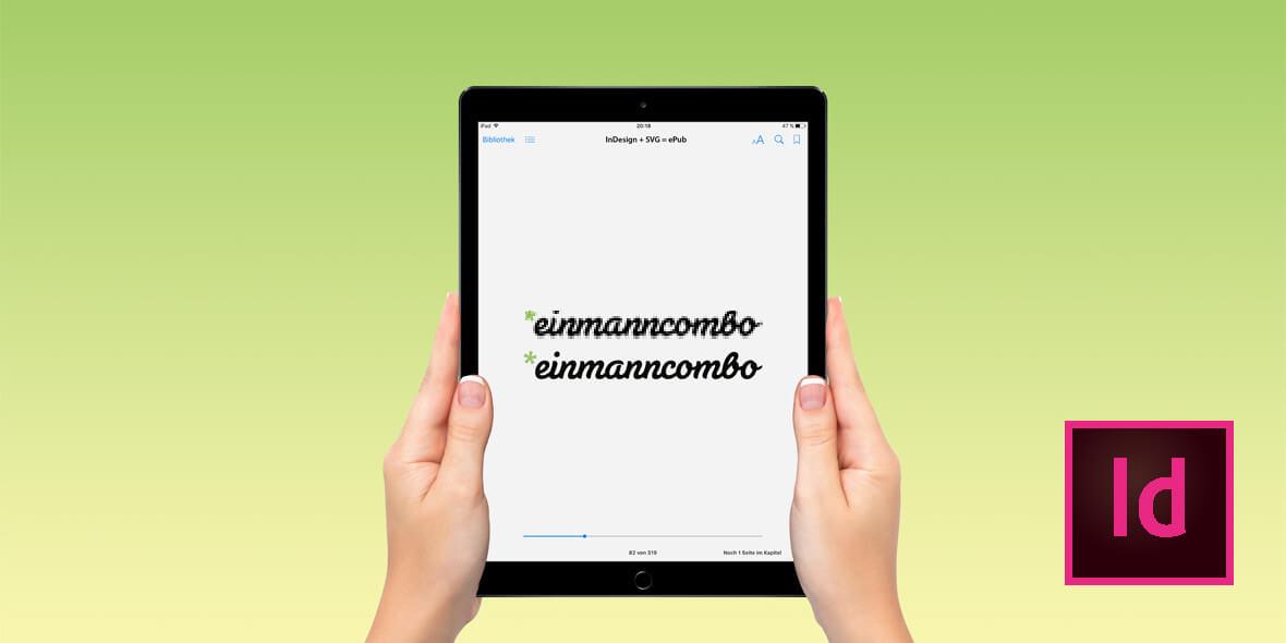 Bildschrimfoto iPad mit eine ebook