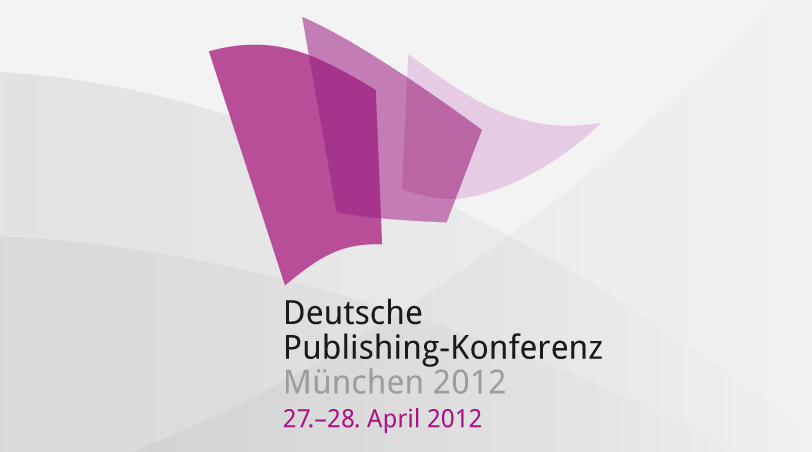Deutsche Publishing-Konferenz 2012 Logo