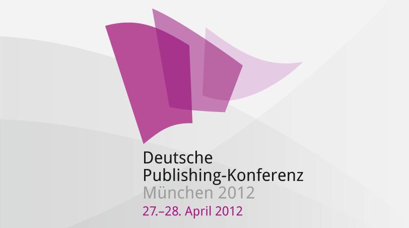 Deutsche Publishing-Konferenz 2012 Logo